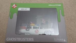 Ghostbusters Ecto-1 Vinyl Figure by Titans