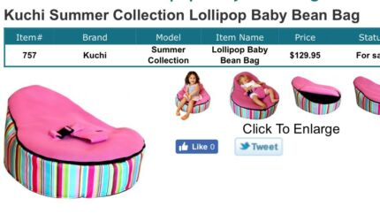Admirable Baby Bean Bag Rrp 100 Other Baby Children Gumtree Lamtechconsult Wood Chair Design Ideas Lamtechconsultcom