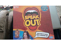 3x SPEAK OUT HASBRO GAME / IN HAND / READY TO COLLECT £35 each