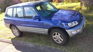1998 Toyota RAV4 Wagon Warabrook Newcastle Area Preview