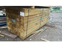 Railway Sleepers - Oak