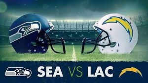 Seahawks vs. Chargers tickets