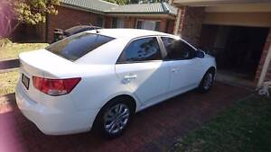 2012 Kia Cerato Sedan Medowie Port Stephens Area Preview