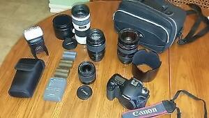 Canon photography gear - Individual and package sale