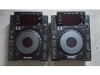 Pioneer cdj 900 nexus pair. !!Still available!!!only 1300 pounds