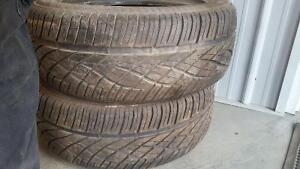 new tires 255/55/R18
