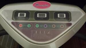 IMPROVE CIRCULATION & MUSCLE TONE WITH VIBRATION MACHINE