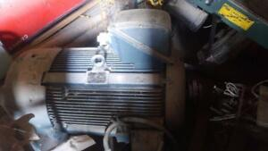 Used  Westinghouse 300 HP, 2300/4160 Volt, 3570 RPM Electric Motor