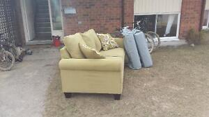 Brand new full size couch