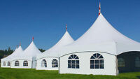 Party Tents, Marquee, Popup, Canopy, Pole Tents
