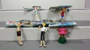 One Piece Keychain Bundle of 5 figures Nathan Brisbane South West Preview