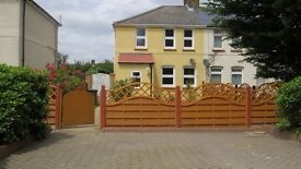 Three bedroom house to let