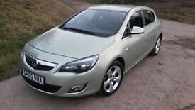 VAUXHALL ASTRA with LOW MILEAGE, SUPERB CONDITION 1.6i VVT 16v Sri 5 Door