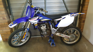 Yamaha YZF 250 Sunnybank Hills Brisbane South West Preview
