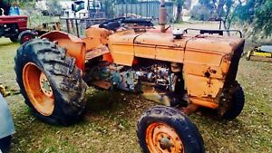Fiat 500 Tractor Tennyson Hawkesbury Area Preview