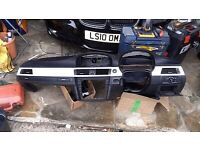 dashboard for Bmw 320d e91 2010