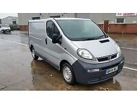Vans and light commercial vehicles bought for cash, fast hassle free service