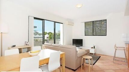 Kent Street, New Farm - Cat Friendly Apartment