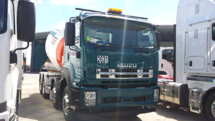 Concrete Truck Agi and contract for sale
