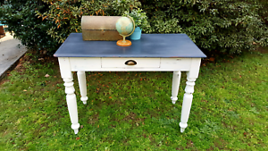 Lovely upcycled hall table / console Henley Hunters Hill Area Preview