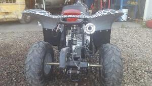 Youth ATV 110cc Quad