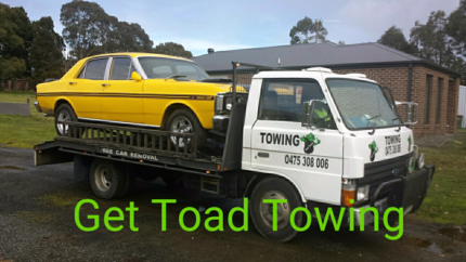 Get Toad Towing Car Transport & Free Car Removal