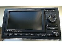 Audi A4 RNS-E AUDIO GPS for sale