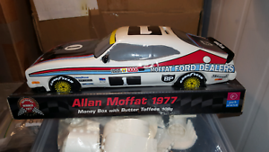 Allan Moffat Hand Painted Ford Money box. Only 2 available! Hallam Casey Area Preview