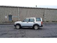 2005 05 PLATE Land Rover Discovery 3 2.7TD V6 ( 7st ) 163K MILES