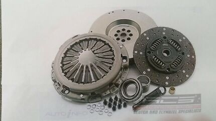 Nissan Navara D40 Clutch Kit