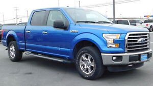 2016 Ford F-150 SuperCrew Pickup Truck - (2 Months Free)