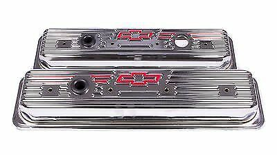 Proform Chevrolet GM Performance Valve Covers 141-107 Chevy SBC centerbolt 87-up