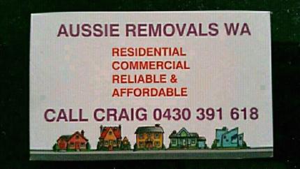 Aussie Removals WA