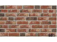 Brick tiles Rustic Antic 601 and 612