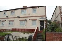 Unfurnished 3 Bedroom 1st Floor Flat in Benwell (DSS considered)