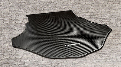 Toyota Venza 2009   2016 All Weather Black Rubber Cargo Mat   OEM NEW