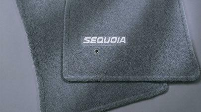 toyota sequoia floor mats ebay. Black Bedroom Furniture Sets. Home Design Ideas