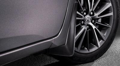 Toyota PU06012115P1 Mud Guard 4 pc Set 2015 2018 Corolla ALL Models