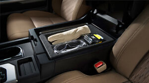 2015-2017 Toyota Tundra Center Console Tray Genuine OEM