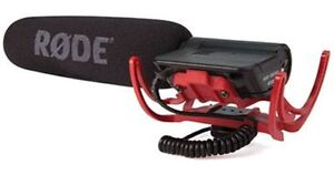 RODE Videomic Shotgun Microphone - Free Shipping