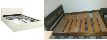2 sets double bed frame Campsie Canterbury Area Preview