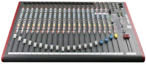Mixer Allen+heath+zed+22fx https://www.amazon.ca/Allen-Heath-AH-