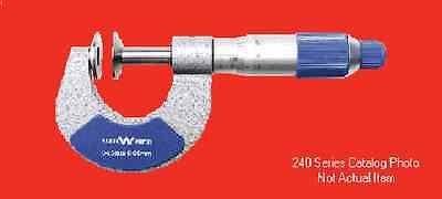 Wilson Wolpert 240-04i Disc Micrometer Inv.8095