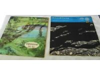 "Classical Music 12"" Vinyl LP Handel's Water Music and Peer Gynt Suites by Edvard Grieg"