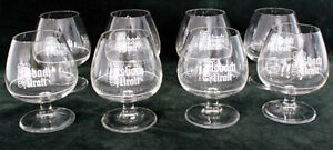 Set of 8  or 12 Brandy Snifters Cambridge Kitchener Area image 2