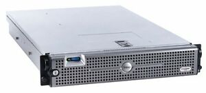 Serveur Dell 2950, Server 2 x Quad core, 32Gb, Rail
