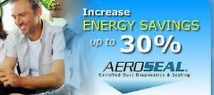 SEAL YOUR AIR DUCTS