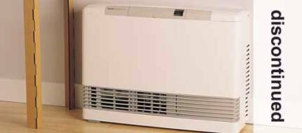1 x Rinnai Energysaver® Heater - 431FTR - White - Natural Gas Caringbah Sutherland Area Preview