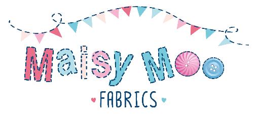 Maisy Moo Fabrics
