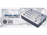 stanton smx 401 mixer with genuine power supply